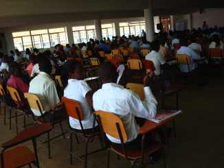 Career Event at the Makerere University