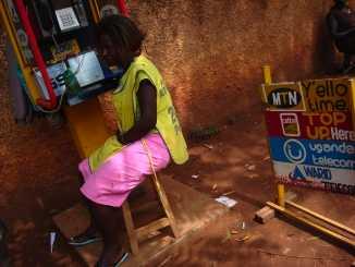 Pay Phone Operator in Kampala