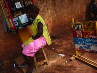 Pay Phone Operator in Kampala