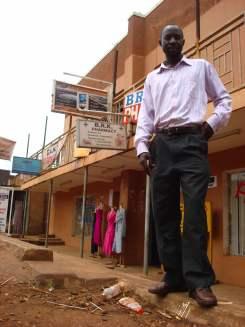 Tony Wamala - CoFounder Altoje Computer World