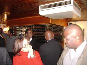 Entrepreneurs and Investors meet at VC4Africa Meetup in London December 4th, 2009